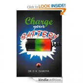 Charge Your Battery [Paperback]